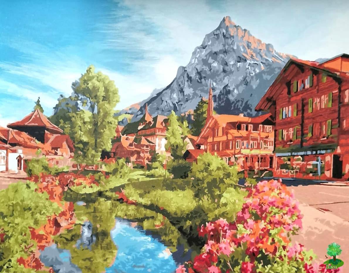 Кандерштег, Швейцария